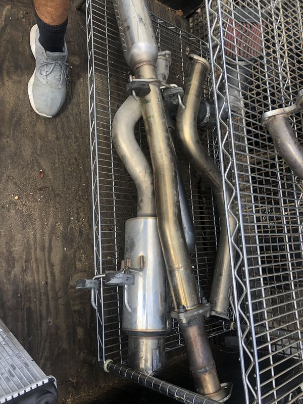 Skunk 2 Exhaust Acura Integra