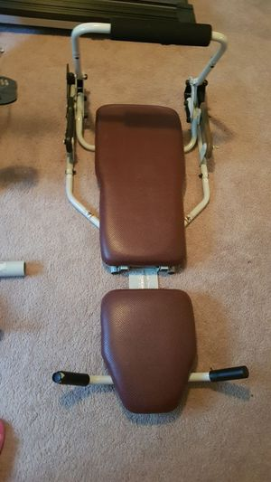 Ab workout machine for Sale in Moline, IL