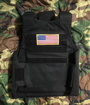 Plate carrier vest (Delta Force style) for Sale in Portland, OR