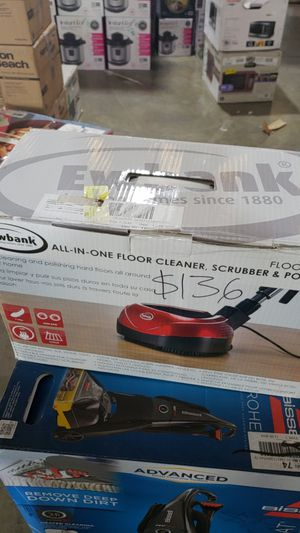 Ewbank Floor Scrubber for Sale in Dallas, TX