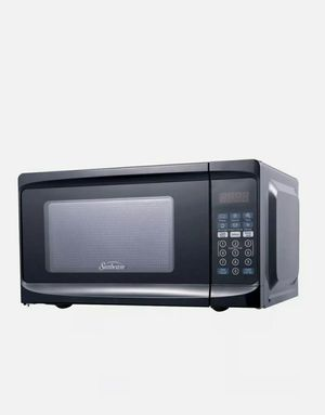Sunbeam Microwave Oven - Black - 0.9 Cu Ft (SGB8901) for Sale in Richmond, VA