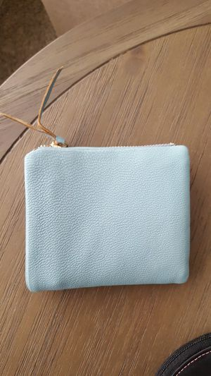 Small new leather wallet for Sale in Taylor, MI