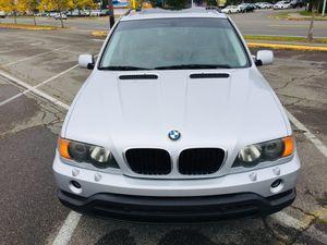 2001 BMW X5 AWD 3.0 for Sale in Lakewood, WA