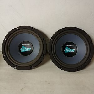 Rare Old School Pioneer TS-W31C Car Audio Speaker Pair CLEAN for Sale in Grove City, OH