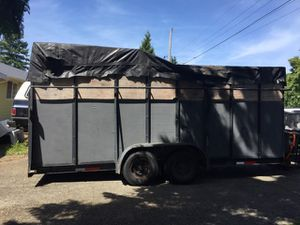 17ft Enclosed Trailer for Sale in Seattle, WA