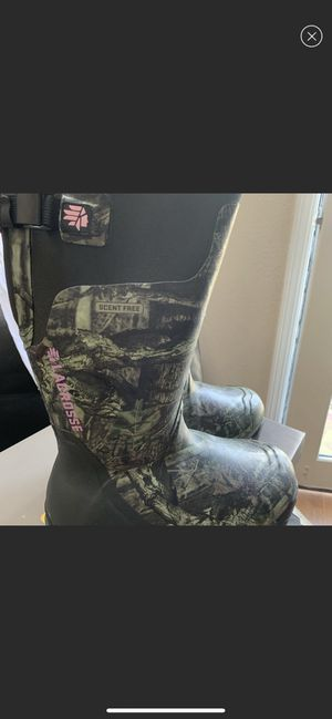 Lacrosse Rain hunting fishing & snow boots for Sale in Anchorage, AK