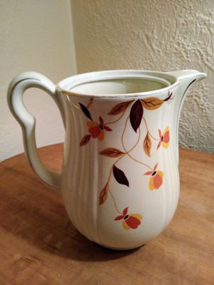 Hall Autumn Leaf Jewel Tea 8-Cup Rayed Coffeepot for Sale in Monroeville, PA