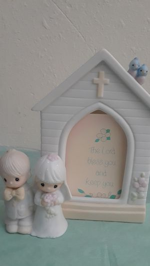 Precious Moments Enesco Wedding frame for Sale in Tampa, FL