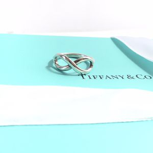Tiffany&CO Infinity ring. Size 6 for Sale in St. Cloud, FL