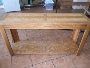 Sofa Table for Sale in St. Louis, MO