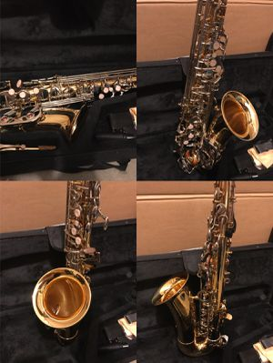Totally new alto saxophone no brand for Sale in City of Industry, CA