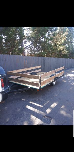 Trailer ramp remolque. Trade for Sale in Westminster, CO