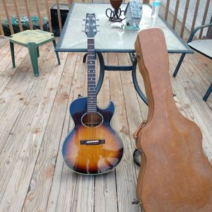Washburn Woodstock Electrical Acoustic Guitar for Sale in Phoenix, AZ
