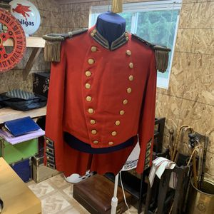 1850s Original National Lancers Coat for Sale in Vancouver, WA