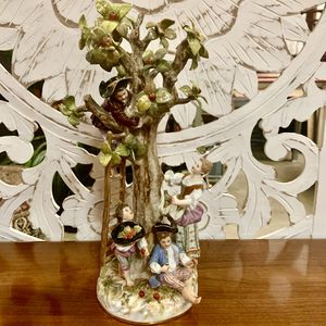 """Antique Meissen """"The Apple Pickers"""" for Sale in Forney, TX"""