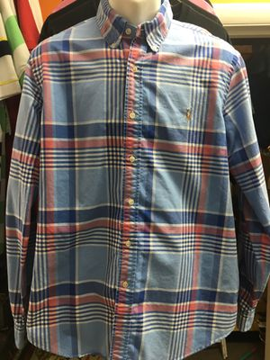 Polo Ralph Lauren Casual Shirt for Sale in Gaithersburg, MD