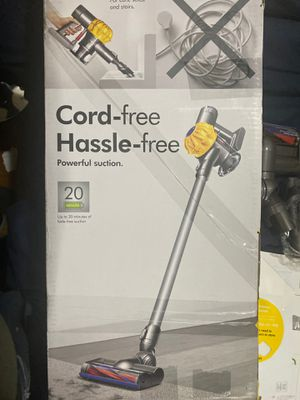 Dyson cordless vacuum dc59 slim for Sale in Pomona, CA