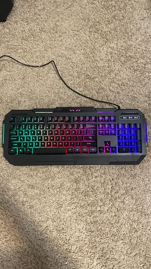 Gaming keyboard for Sale in Indian Trail, NC