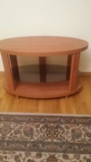 VERY STURDY END TABLE/STAND ORG $80 NOW !$40 for Sale in Queens, NY