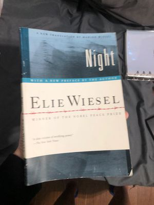 Night by Elie Wiesel for Sale in Temple City, CA