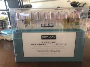 Kirkland perfume blending collection for Sale in Chula Vista, CA