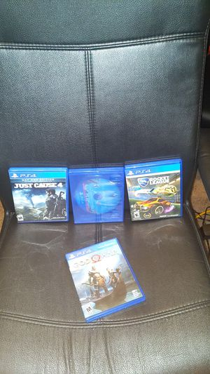 PS4 games for Sale in Columbia, MO