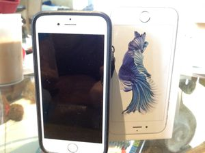 iPhone 6S 64g Unlocked in Excellent Condition w/free case for Sale in Coral Springs, FL