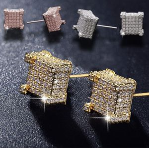Fashion Jewelry Earrings For Men Stud Earring wedding earrings Gold earrings silver earrings diamond square for Sale in Ontario, CA