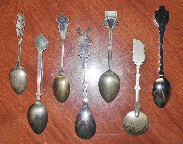 *mini* collectible spoons ... all for $5