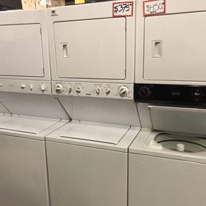 KENMORE STACKABLE WASHER AND DRYER COMBO for Sale in Baltimore, MD