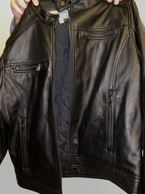 Michael Kors Leather Jacket !! for Sale in San Francisco, CA