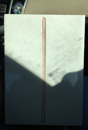 iPad 32GB (6th generation) for Sale in Detroit, MI