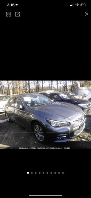 Infiniti Q50 parts for Sale in Opa-locka, FL