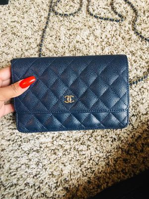 New Chanel WOC Wallet on Chain %100 AUTHENTIC for Sale in Atlanta, GA