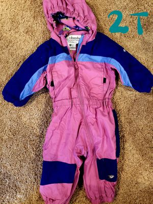12mo-3T clothes, coats and footed pjs for Sale in Federal Way, WA