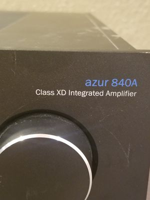 Azur 840A Class XD Integrated Amp for Sale in Marysville, WA