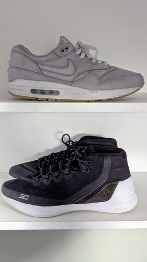 Size 13 men nike retro shoes for Sale in Anaheim, CA