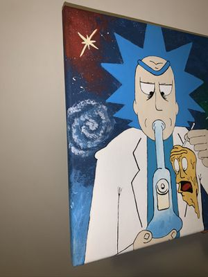Rick Canvas Art for Sale in Hannibal, MO