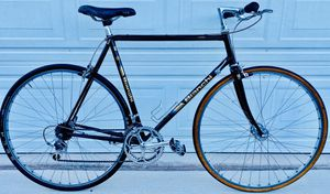 Bianchi flat bar road bike 57 cm vintage Frame made in Italy for Sale in Las Vegas, NV