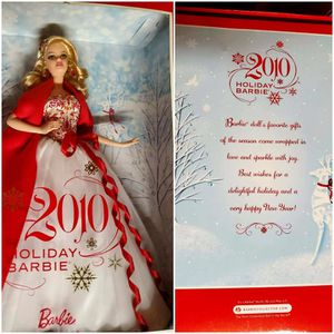 2010 Holiday Barbie for Sale in Maple Grove, MN