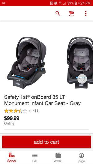 Car seat for Sale in Cicero, IL