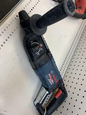 Bosch hammer drill for Sale in Pflugerville, TX