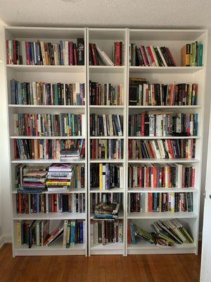 Floor to ceiling bookshelves for Sale in Winter Park, FL