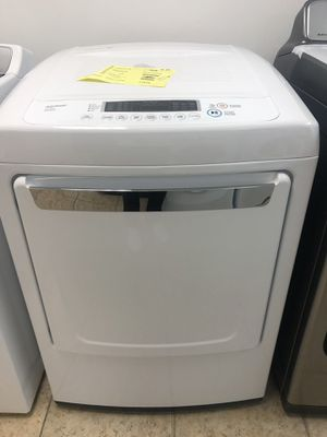 LG 7.3 cu.ft. Ultra Large Capacity Dryer Full 1 Year Warranty take home for $39 down for Sale in Miami, FL