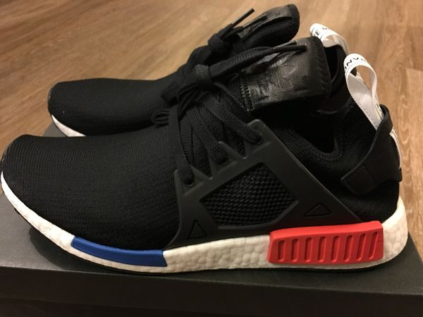 ae62829a67d Adidas NMD XR1 OG Black ds sz 10.5 for Sale in Andover