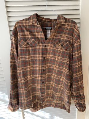 Patagonia flannel for Sale in Greenwich, CT