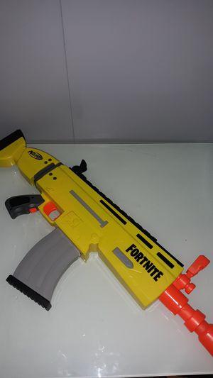 Fortnite Nerf Gun $25 for Sale in Riverside, CA