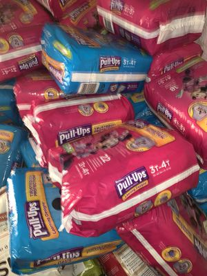 Huggies bag pull ups for Sale in Oakland Park, FL
