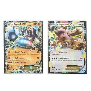 Near Mint Holo Pokemon Zygarde EX XY151 Promo + Kangaskhan EX 78/106 Cards for Sale in Paterson, NJ