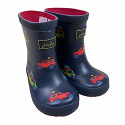 Joules Jeep Print Camping Rain Boots Size 5 for Sale in Lacey,  WA